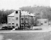 Belmont Holloway School Building