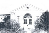Belmont Lafferty School Building