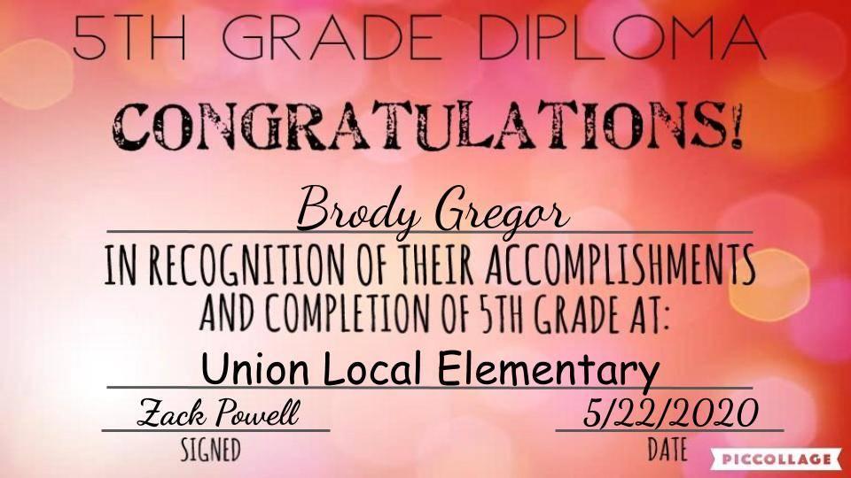 Brody Gregor