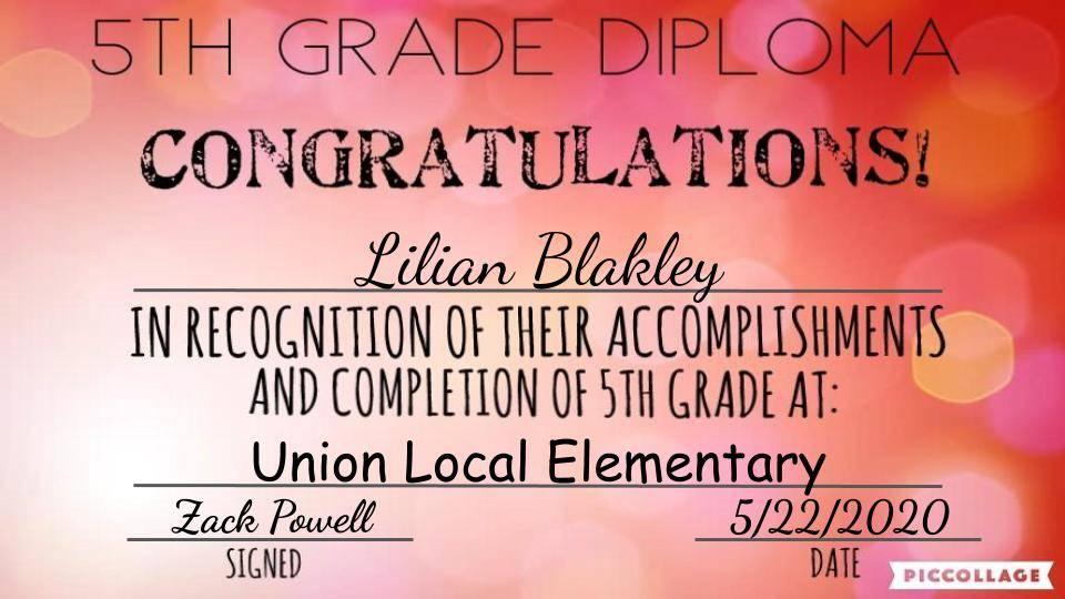 Lilian Blakley