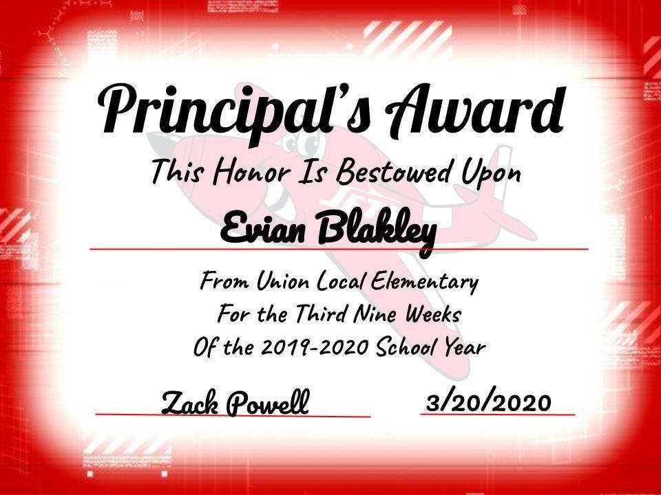 Evian Blakley