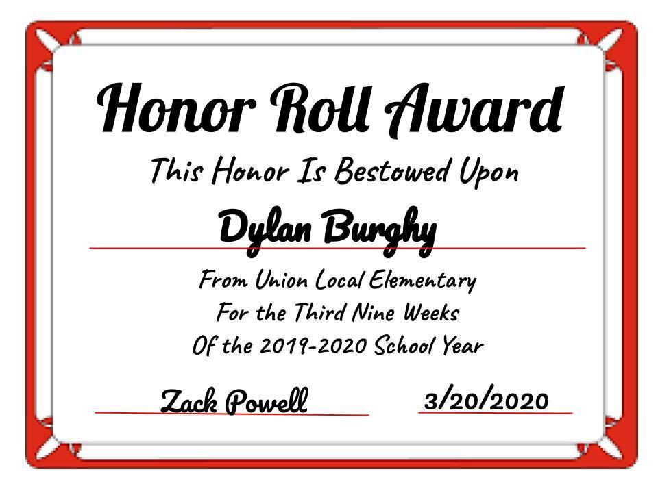 Dylan Burghy