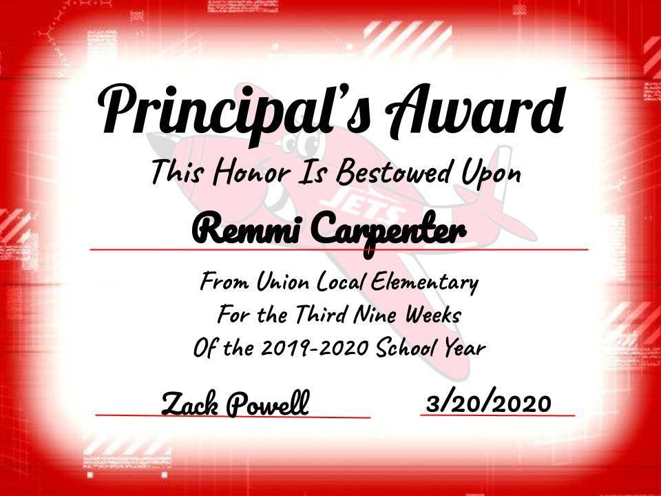 Remmi Carpenter