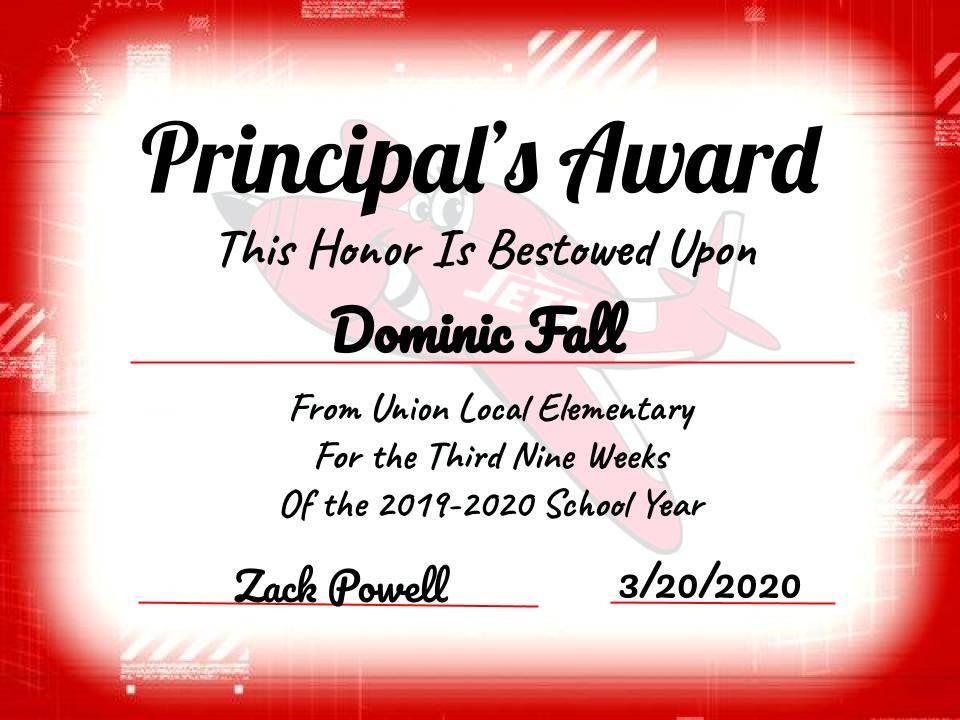 Dominic Fall