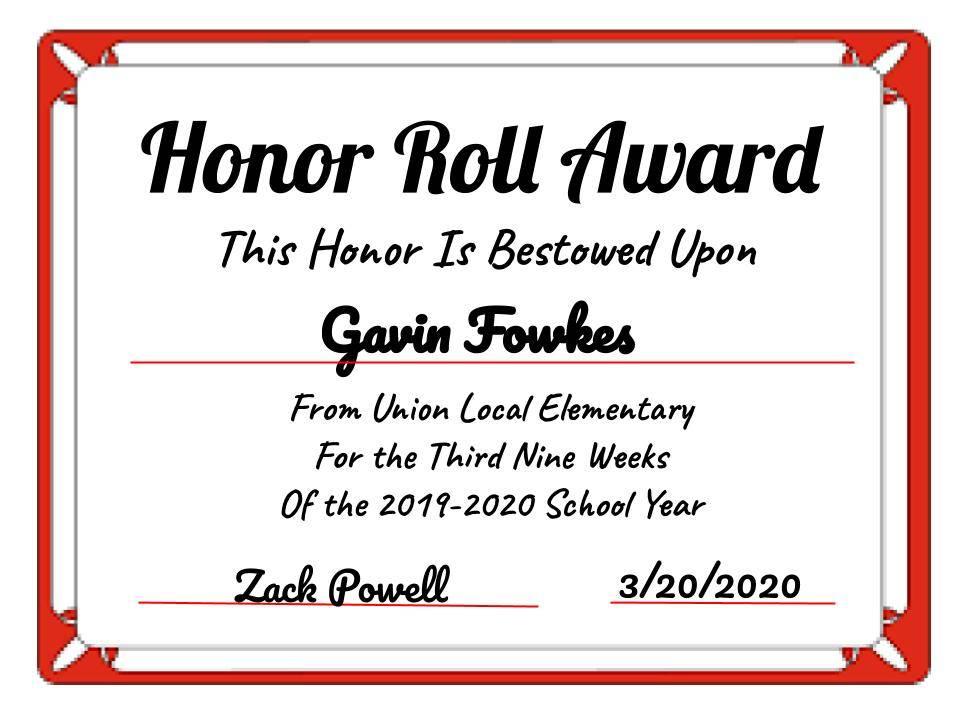 Gavin Fowkes