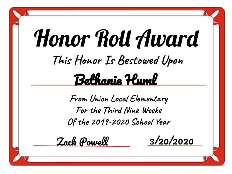 Bethanie Huml