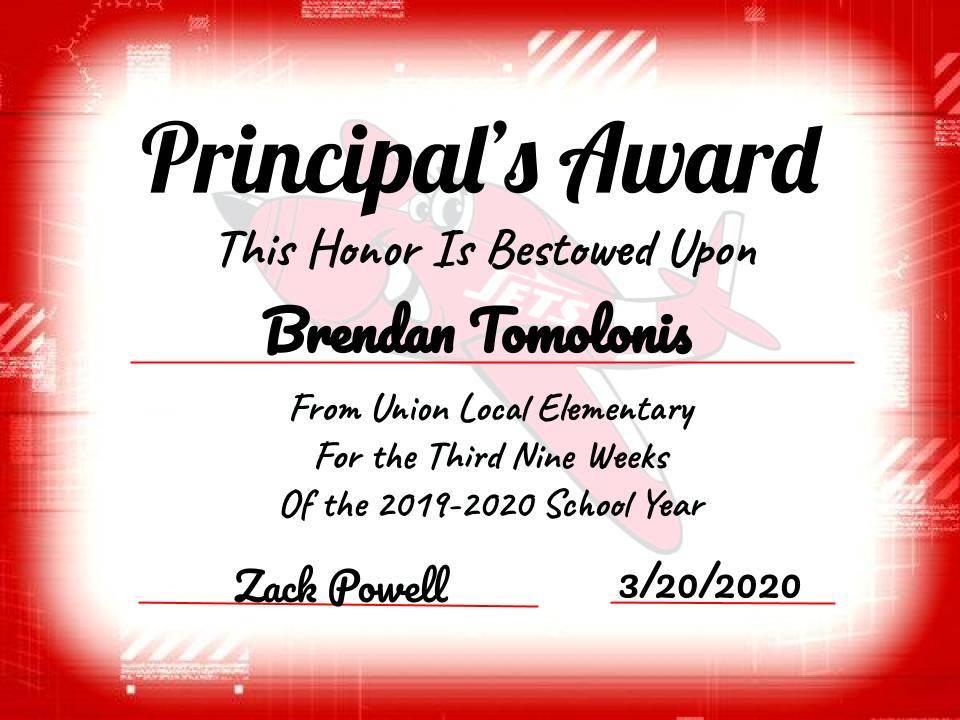 Brendon Tomolonis