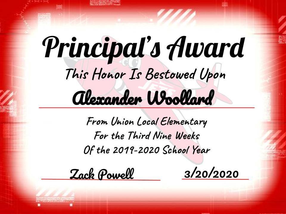 Alexander Woollard