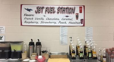 Jet Fuel Station